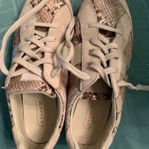Coach Reina Sneakers 6 1/2M shoes